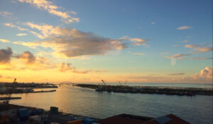 東横イン石垣島から見える景色
