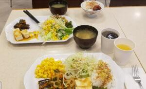 東横イン石垣島 朝食