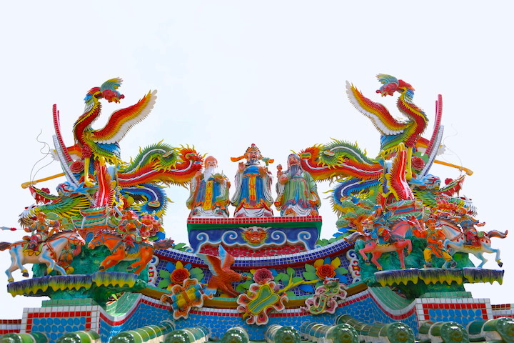 石垣島の唐人墓7