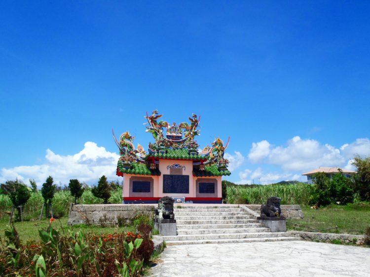 石垣島の唐人墓11