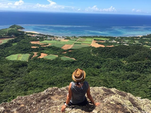 野底マーペーからみる石垣島の絶景