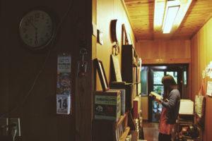 石垣島の宿内