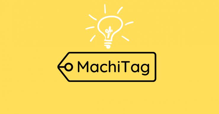 MachiTagのシンボルマーク
