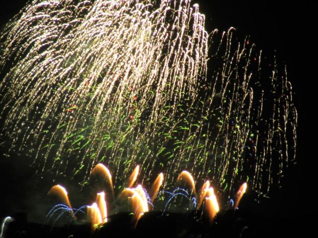 石垣島の花火