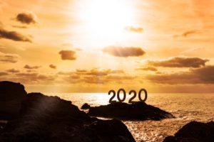 2020年初日の出
