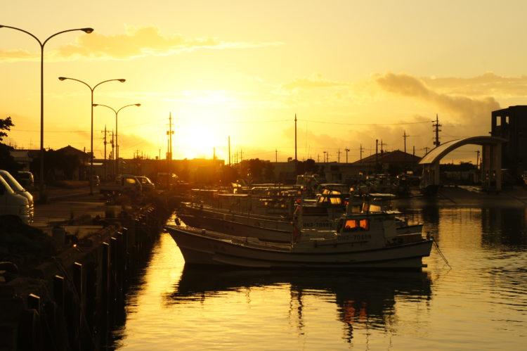 石垣島の釣船観光