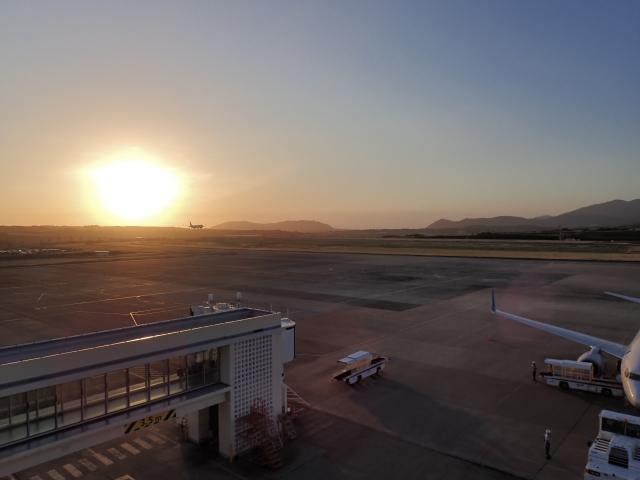 南ぬ島空港