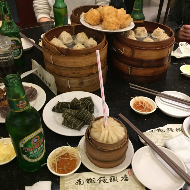上海有名店 南翔小籠包