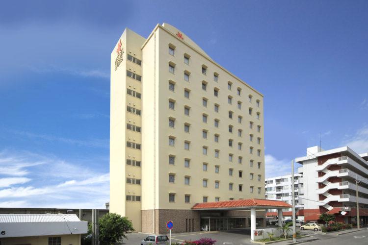 ベッセルホテル石垣島の外観の様子