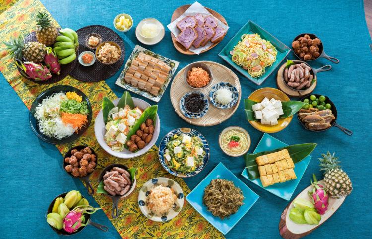 ベッセルホテル石垣島の食事