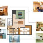 CORE HOUSE 石垣3階(図面)
