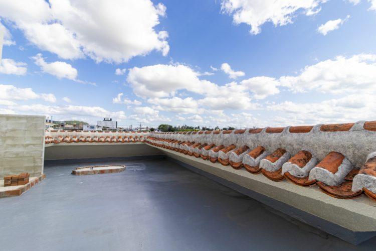 CORE HOUSE 石垣島の屋上