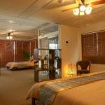 CORE HOUSE 石垣島1Fベッドルーム
