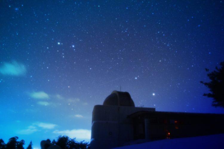 石垣島天文台から見る南十字星