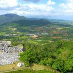 南の島の展望台