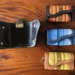 花織Key財布